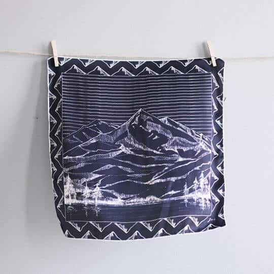 mountain-drawing-black-jai-scarf-2