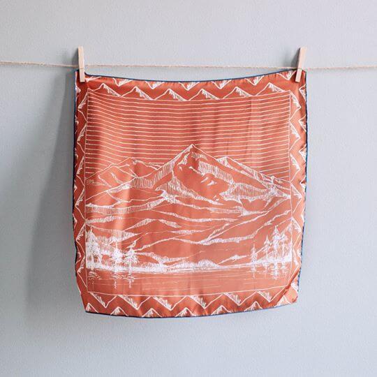 mountain-drawing-orange-jai-scarf-2